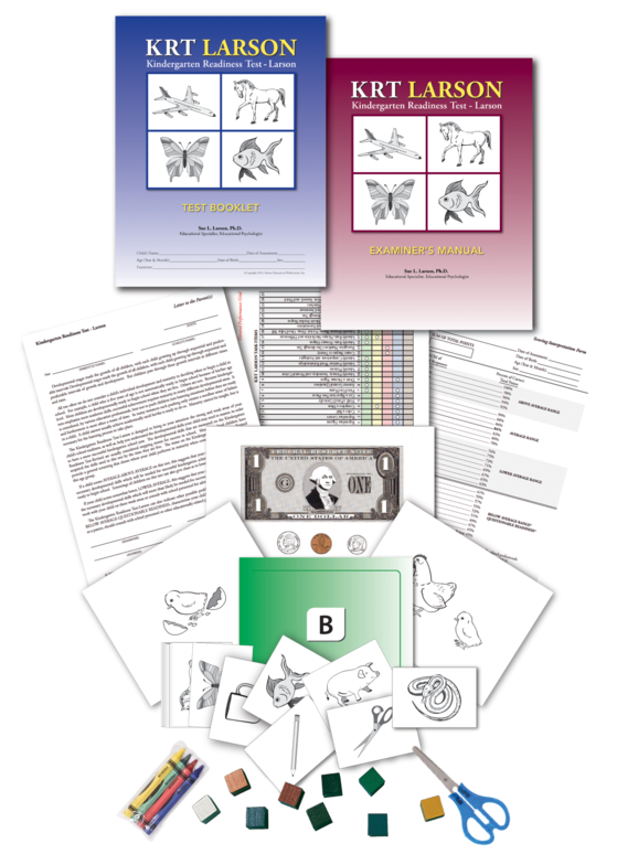 photograph about Printable Kindergarten Readiness Test called KRT-Solutions